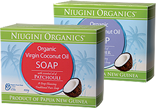 Scented Coconut Oil Soaps